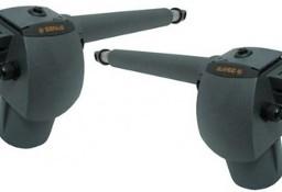 Napęd do bram skrzydłowych GENIUS G-BAT 300 do 3m+lampa