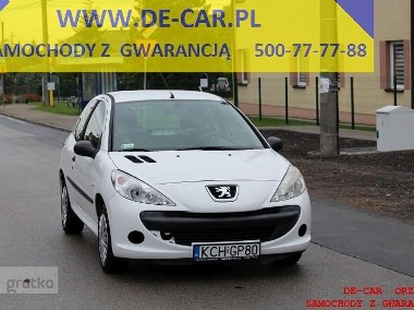 Peugeot 206 206+ 206+ VAN 1,4 HDI HOM CIĘŻAROWA VAT1, KLIMA, GWARA-1