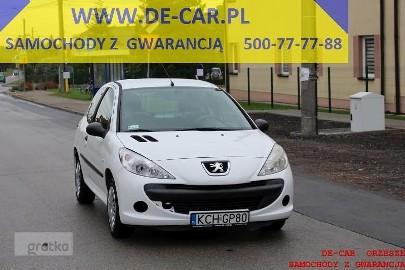 Peugeot 206 206+ 206+ VAN 1,4 HDI HOM CIĘŻAROWA VAT1, KLIMA, GWARA