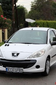 Peugeot 206 206+ 206+ VAN 1,4 HDI HOM CIĘŻAROWA VAT1, KLIMA, GWARA-2