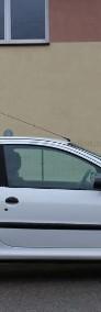 Peugeot 206 206+ 206+ VAN 1,4 HDI HOM CIĘŻAROWA VAT1, KLIMA, GWARA-4