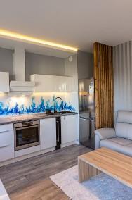 Pomorska Park apartament VIP – Sauna, Klimatyzacja, garderoba, 2 x TV-2