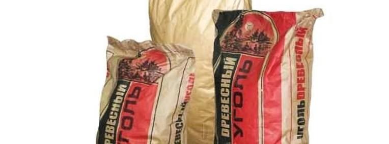 Ukraina. Wegiel drzewny pakowany worki.Cena 930 zl/tona.Do gastronomii-1