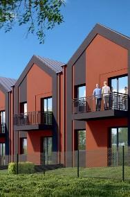 Mieszkanie 45.38m² z ogródkiem 90m² . Św. Rocha-2