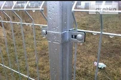 Panel ogrodzeniowy 133x250cm 3D fi4mm ocynk ogniowy