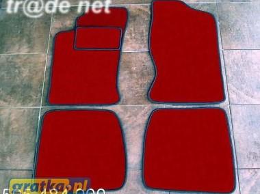Toyota Carina E 1992-1997 najwyższej jakości dywaniki samochodowe z grubego weluru z gumą od spodu, dedykowane Toyota Carina-1