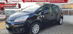 Citroen C4 Picasso I 1.8 125 KM B+GAZ alufelgi climatronic gwarancja