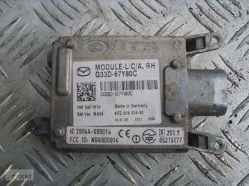 MAZDA 6 MODUŁ LAMPY TYLNEJ G33D-67Y80C PRAWY TYŁ 2008-2012 Mazda 6