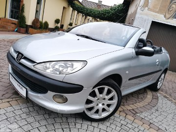 Peugeot 206 I SUPER STAN ! WYPAS ! SPRAWDŹ JAKI
