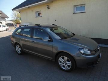 Volkswagen Golf VI 1.6Tdi 105KM DSG Nawigacja 2Kpl Kół Opłacony
