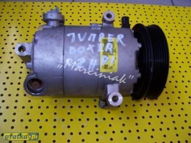 Sprężarka klimatyzacji Fiat Ducato / Peugeot Boxer / Citroen Jumper 2.2 Jtd / Hdi Fiat Ducato-1