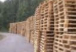 Ukraina. Palety drewniane, przemyslowe, jednorazowe od 5 zl. Linia do zbijania europalet