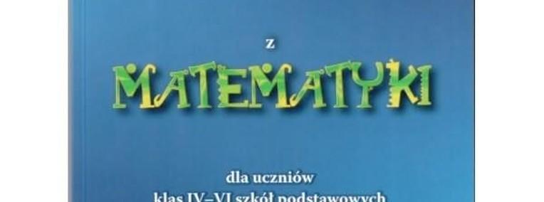 Zbiór zadań z matematyki dla uczniów klas IV-VI szkół podstawowych Nik-1