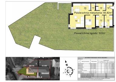Nowe mieszkanie Czerwonak, ul. Miękowo Śnieżycowa z Ogródkiem