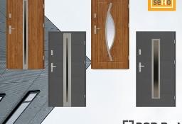 Drzwi wejściowe do mieszkania, stalowe. Polski producent SETTO.