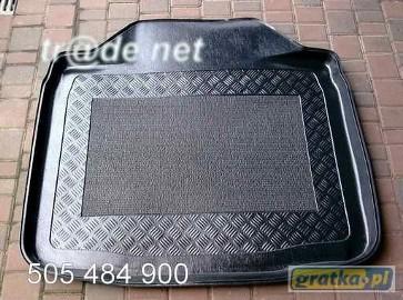 OPEL INSIGNIA A sedan od 2009 do 2017 z kołem dojazdowym mata bagażnika - idealnie dopasowana do kształtu bagażnika Opel Insignia