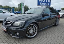 Mercedes-Benz Klasa C W204 C63 AMG Europa Zadbany Doinwestowany