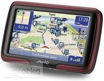 WYPRZEDAŻ/ PRZECENA NAWIGACJA GPS Mio MOOV M400 FEU 4,3/FEU CITROEN LUBLIN Mełgiewska 10