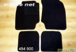 Toyota Rav-4 1994-2000 3 drzwi najwyższej jakości dywaniki samochodowe z grubego weluru z gumą od spodu, dedykowane Toyota RAV 4