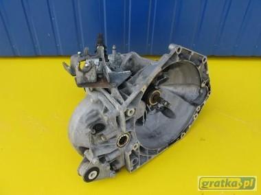 Skrzynia biegów Fiat Ducato 2.3 Jtd 6-biegowa Fiat Ducato-1