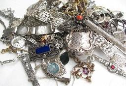 KUPIE STARĄ SREBRNĄ BIŻUTERIĘ oraz wszystko inne ze srebra