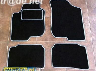 Kia Cee'd od 2009 do 2012 r. najwyższej jakości dywaniki samochodowe z grubego weluru z gumą od spodu, dedykowane Kia Cee'd-1