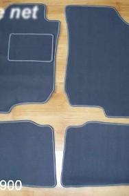 Kia Cee'd od 2009 do 2012 r. najwyższej jakości dywaniki samochodowe z grubego weluru z gumą od spodu, dedykowane Kia Cee'd-2