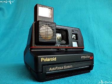 Polaroid Impulse AF Stan idealny Sprawny! Jak Nowy!-1
