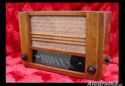Stare radio lampowe Olimpia 502W Sachenwerk