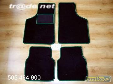 Suzuki Maruti najwyższej jakości dywaniki samochodowe z grubego weluru z gumą od spodu, dedykowane Suzuki Maruti