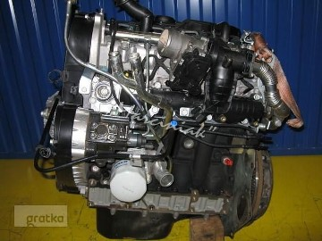 Silnik Iveco Daily 2.3 HPi E-5 Model 2012 Iveco Daily