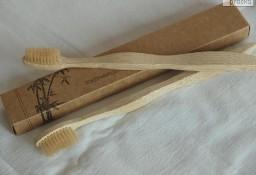 Szczoteczka Zębów Bambus Ekologiczna Średnio-Miękka