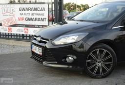 Ford Focus III Opłacony Titanium Kamera cofania Chrom Alu 17' Gwarancja VIP