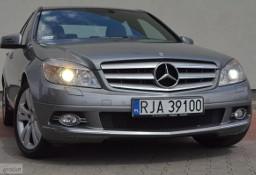Mercedes-Benz Klasa C W204 1.8i Aut. Xenony/ Navi/ Brązowa skóra/Alu