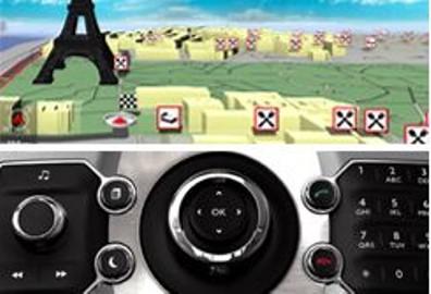NG4 Nawigacja 3D PEUGEOT CITROEN 2020-2ed