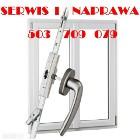 Naprawa okna Gdańsk Chełm Ujeścisko 503 709 079