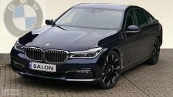 BMW SERIA 7 740e 326 Dociągi DVD tył Szyber TV 360˚ gwarancja