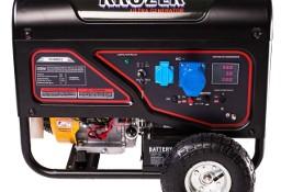 Agregat prądotwórczy generator jednofazowy KRUZER TH 8000E 3.2kW !!!