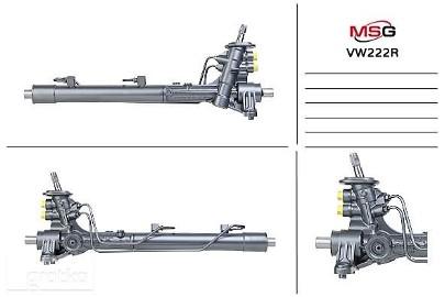 Przekładnia kierownicza ze wspomaganiem hydraulicznym Vw Jetta, Vw Passat, Vw Beetle VW222R