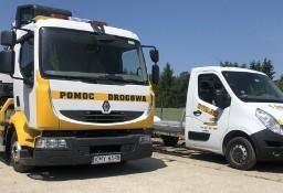Pomoc drogowa, Wynajem Lawet, auto lawet, transport koparek, maszyn budowlanych
