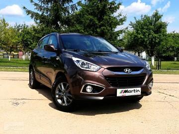Hyundai ix35 1.6 GDI Salonowy! Stan Jak Nowy! 12 m-cy Gwarancji