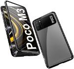 Etui Magnetyczne 360° do Xiaomi Poco M3 / Redmi 9T