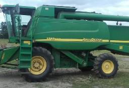 Używany kombajn zbożowy John Deere WTS 9560