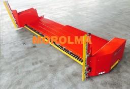 Stół do rzepaku najazd progowy dzielony BIZON Z-056 Z-058 SUPER REKORD