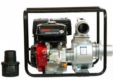 Motopompa spalinowa benzynowa 96m3/h pompa WEIMA WMQGZ100-30
