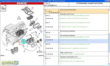 PRZEŁĄCZNIK PRĘDKOŚCI NADMUCHU 1609029980 Citroen Jumper