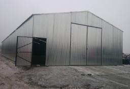 Garaże blaszane, wiaty, hale, blaszaki