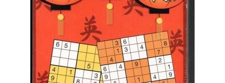 Sudoku. Od łatwych po bardzo trudne-1