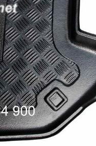 BMW 3 F30 sedan od 2012 mata bagażnika - idealnie dopasowana do kształtu bagażnika BMW SERIA 3-2