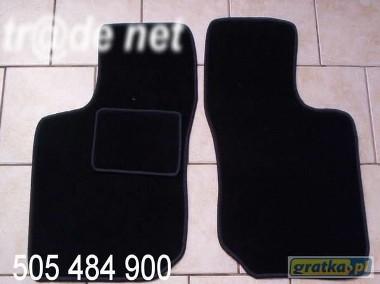 Opel Combo I VAN 1994-2001 najwyższej jakości dywaniki samochodowe z grubego weluru z gumą od spodu, dedykowane Opel Combo-1